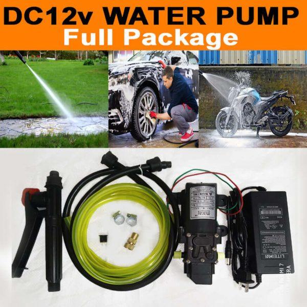 Bike & Car Wash Pump