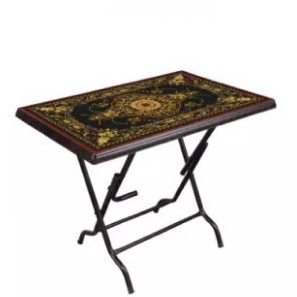 Table-Zest-Decorator-RectSteel Leg- Aladin