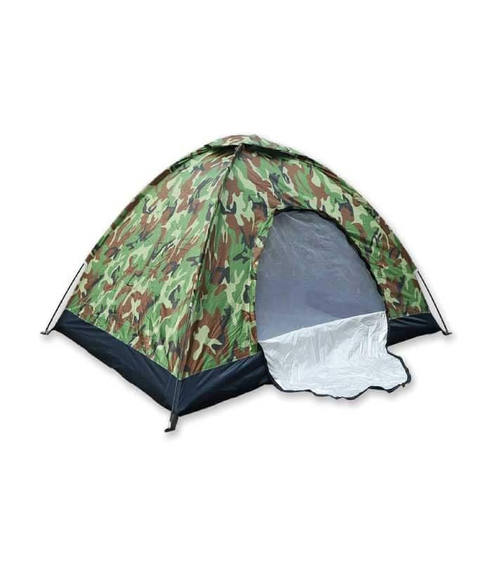 3 Season 2/3 Person Picnic Camping Beach Tent Windproof Waterproof Hiking