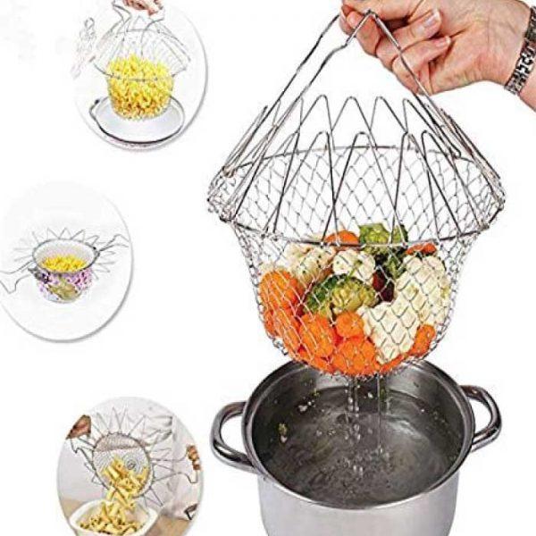 Magic Kitchen Foldable Chef Basket